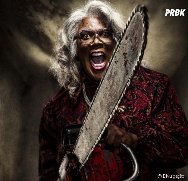 """Tyler Perry é o grande responsável por """"Boo! A Madea Halloween"""""""