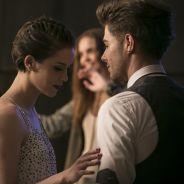"""Rafael Vitti e Sophia Abrahão, de """"Rock Story"""", beijam muito e vivem romance no clipe """"Sonha Comigo"""""""