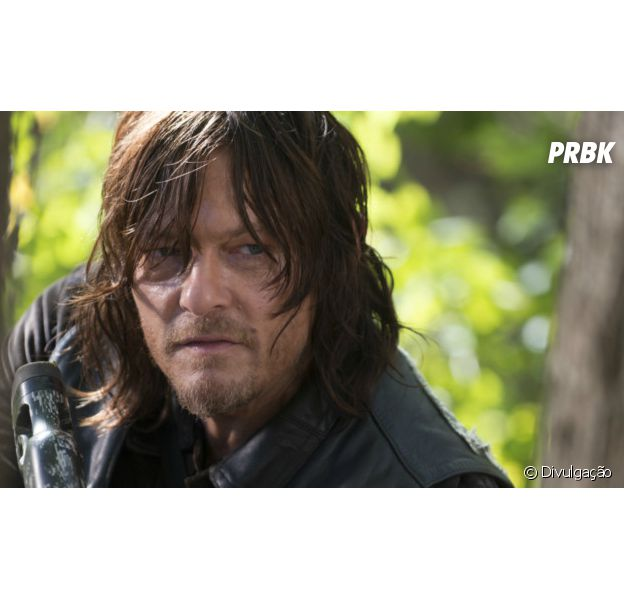 "Em ""The Walking Dead"", Daryl vai se culpar por morte de Glenn (Steven Yeun), segundo Norman Reedus"