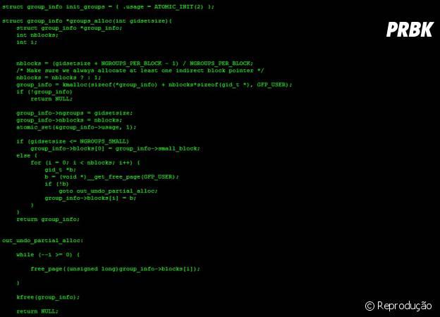 Com Hacker Typer qualquer um pode ser um hacker melhor que Davi!