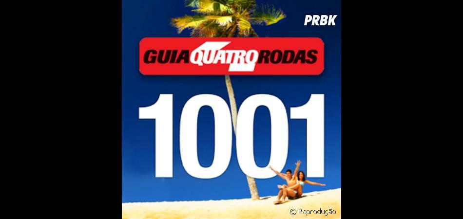Aplicativo 1001 Lugares - Guia Quatro Roda