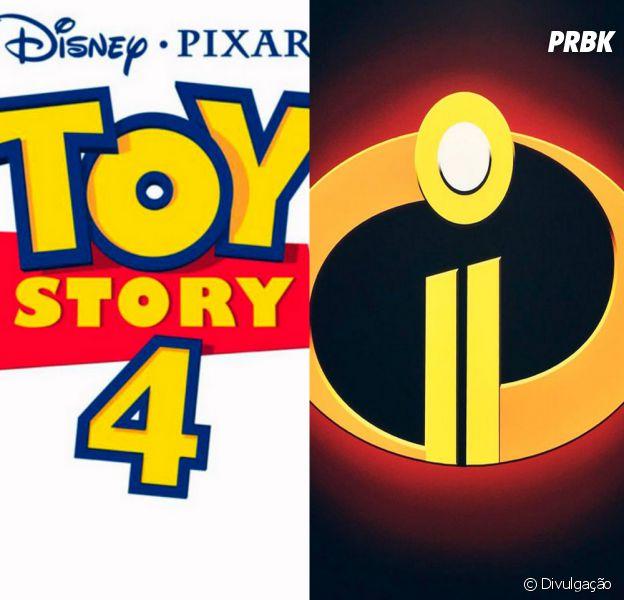 """Pixar e Disney adiam """"Toy Story 4"""" e adiantam """"Os Incríveis 2"""""""