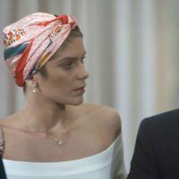 """Novela """"A Lei do Amor"""": Letícia (Isabella Santoni) será drogada e acaba parando no hospital!"""