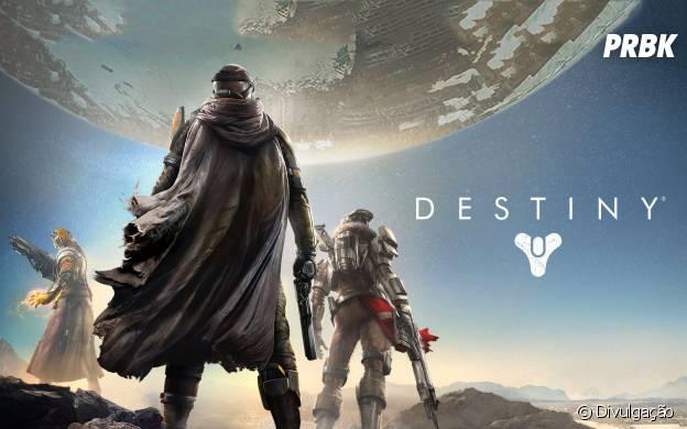 """O game """"Destiny"""" pretende ser o maior game de FPS ds últimos tempos, superando todos os FPS do mercado"""