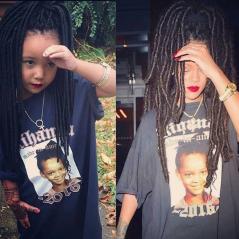 Rihanna no Halloween? Cantora se diverte com fantasias de fãs no Instagram e a internet pira!