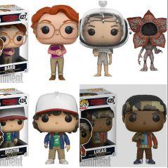 """De """"Stranger Things"""": Eleven, Barb, Demogorgon e mais personagens ganham bonecos da Funko. Confira!"""