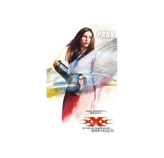 """Nina Dobrev, ex-""""The Vampire Diaries"""", está no elenco de """"xXx: Reativado"""""""