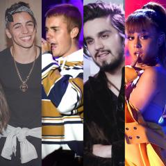 Biel, Justin Bieber, Luan Santana, Ariana Grande e as músicas para berrar no karaokê