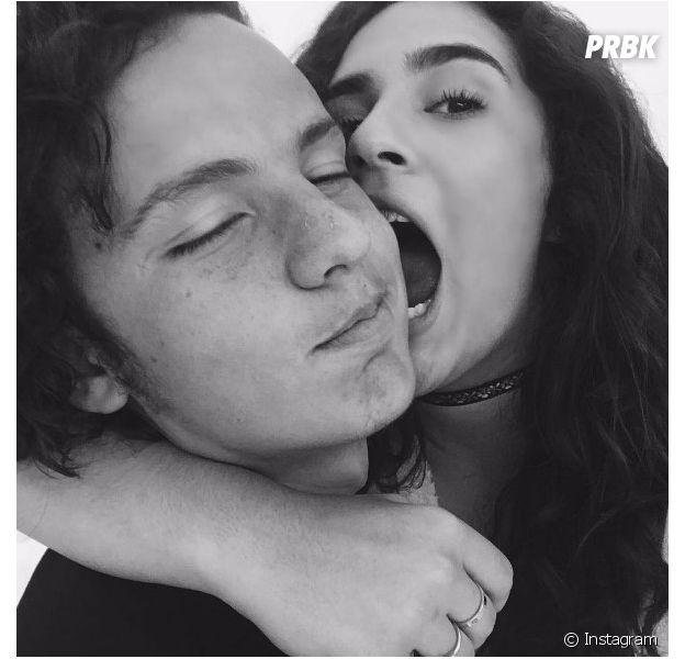 Lívian Aragão e Zéem aparecem em fotos fofinhas no Instagram