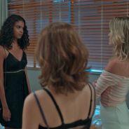 """Novela """"Malhação"""": Joana (Aline Dias) é humilhada por Bárbara (Barbara França) em jantar de família!"""