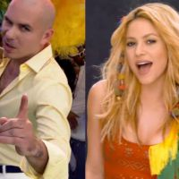 "Duelo: Pitbull em ""We Are One (Ole Ola)"" ou Shakira com ""Waka Waka""?"