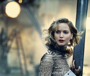 Jennifer Lawrence posa para a revista Vanity Fair