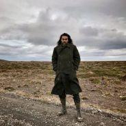 """De """"Liga da Justiça"""": diretor posta foto de Jason Momoa e mostra as locações do filme. Confira!"""