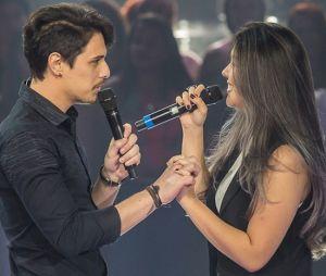 "Anna Akisue e Dan Costa, do ""The Voice Brasil"", ganham shippers nas redes sociais"