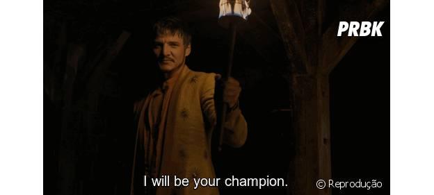 """Oberyn de """"Game of Thrones"""""""