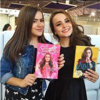 """Maisa Silva e Larissa Manoela são inimigas? Atrizes ironizam boatos: """"Não tem amizade sincera, né?"""""""