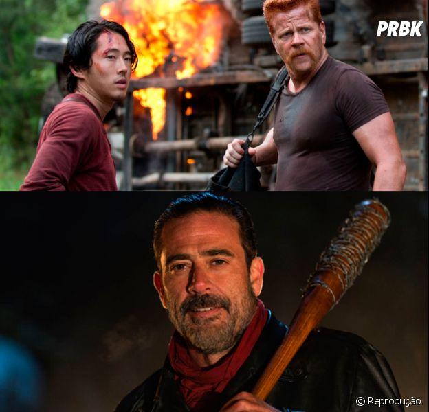 """Em """"The Walking Dead"""": na 7ª temporada, história tem queda de audiência!"""