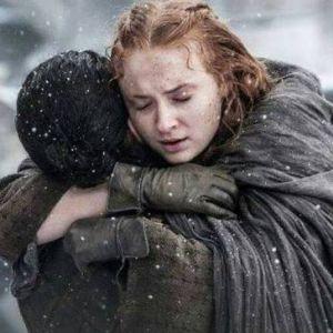"""Em """"Game of Thrones"""": na 7ª temporada, Sansa pode trair Jon Snow, segundo atriz!"""