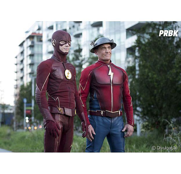 """Em """"The Flash"""": Jay Garrick ganhará destaque da segunda parte da 3ª temporada!"""