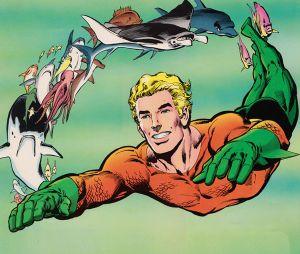 Aquaman foi criado em 1941!