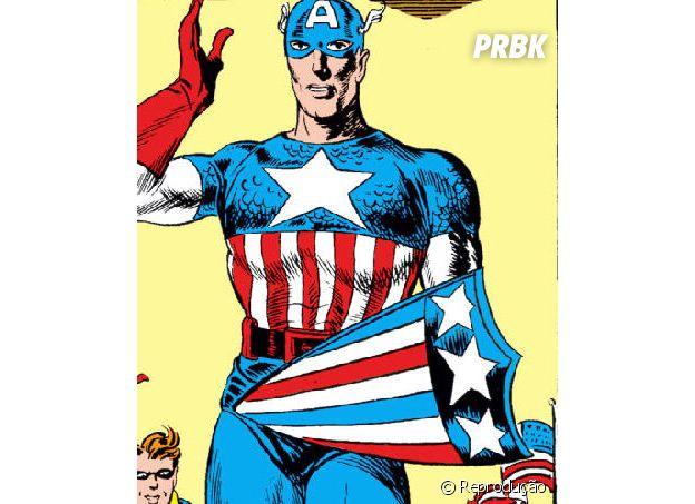 Capitão América foi uma das grandes estreias de 1941!