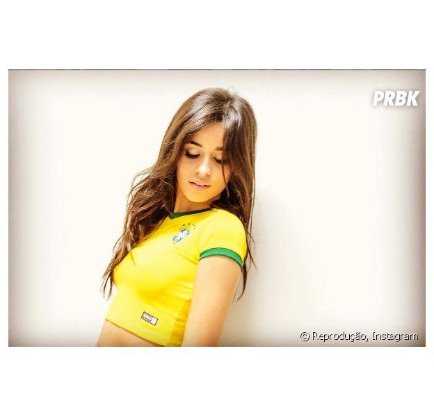 Camila Cabello, do Fifth Harmony, se declara para fãs brasileiros!
