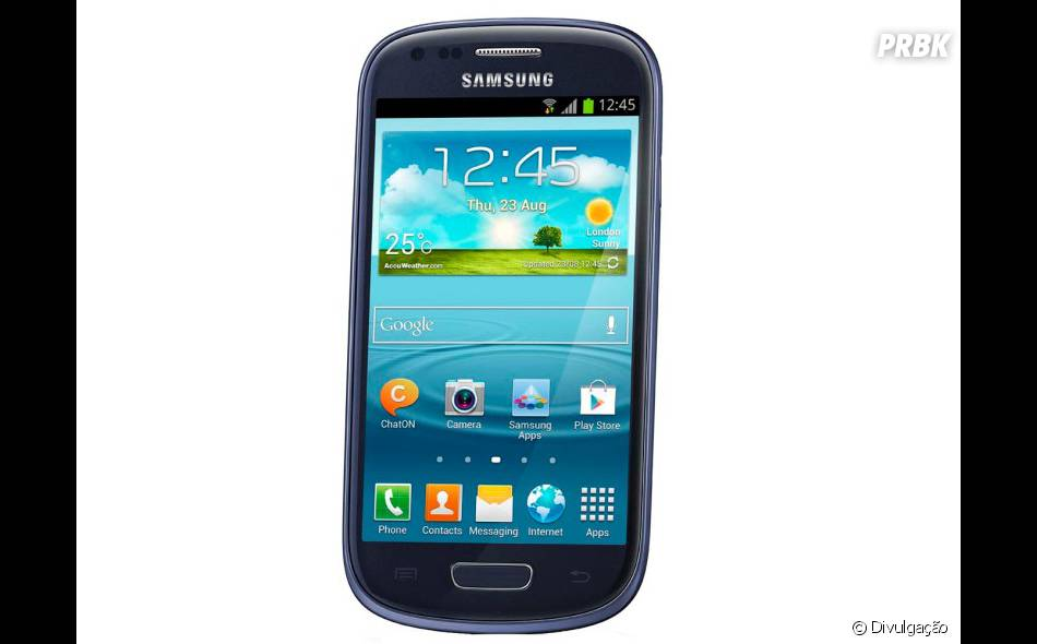 Samsung Galaxy Mini S3 versão  light  do S3