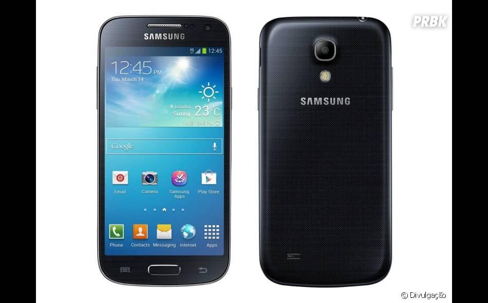 Samsung Galaxy Mini S4, versão  light  do S4