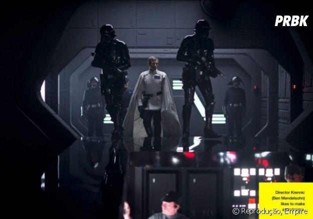 """""""Rogue One - Uma História Star Wars"""" é um filme mais sombrio e com mais ação!"""