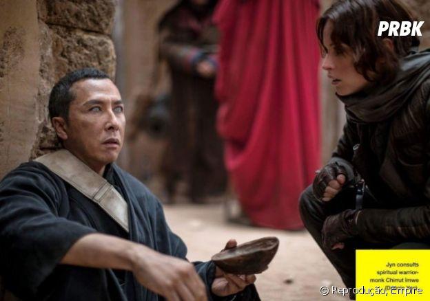 """""""Rogue One - Uma História Star Wars"""" tem novos personagens que deixa a saga ainda mais rica"""