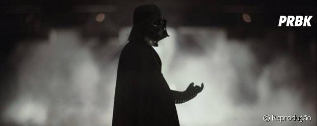 """Darth Vader retorna em """"Rogue One: Uma História Star Wars"""""""