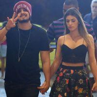 Luan Santana e Jade Magalhães reatam namoro, segundo assessoria