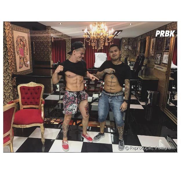 Biel faz nova tatuagem e recebe elogio de fãs!