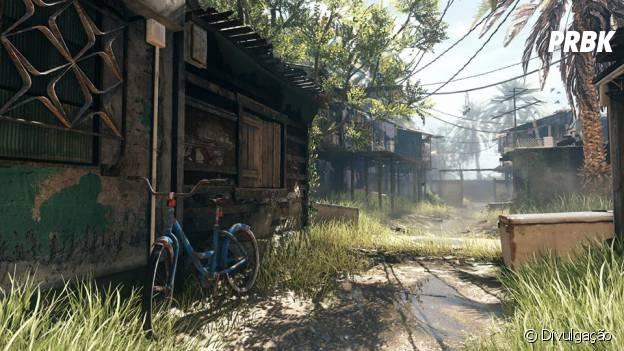 """""""Favela"""", um dos mapas favoritos vai voltar a """"Call Of Duty: Ghosts"""""""