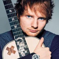 "Ed Sheeran divulga títulos das músicas do seu novo álbum, ""Divide""!"