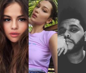 Bella Hadid deixa de seguir Selena Gomez, após cantora ficar com The Weeknd