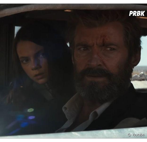 """Filme """"Logan"""": Wolverine (Hugh Jackman) e X-23 (Dafne Keen) aparecem juntos em novo trailer!"""