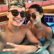 """MC Gui anuncia fim de namoro com Luiza Cioni: """"Diferenças foram maiores"""""""