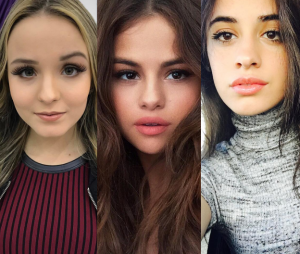 Larissa Manoela, Camila Cabello, Selena Gomez e os melhores momentos de janeiro