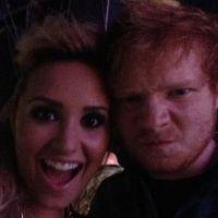Demi Lovato elogia Ed Sheeran e fala sobre parceria entre eles