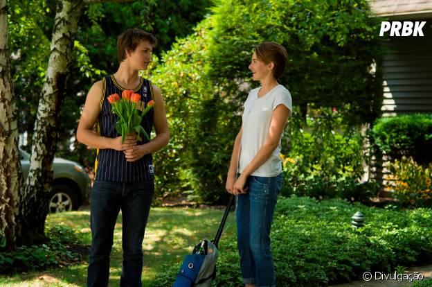 """A história de dois jovens diagnosticados com câncer é a trama do filme """"A culpa é das Estrelas"""""""