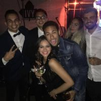Bruna Marquezine e Neymar se acabam no funk durante festa de aniversário do jogador!