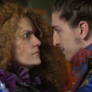 """Em """"Meu Pedacinho de Chão"""": Nando se declara para Gina e leva fora!"""
