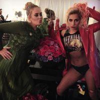 Grammy 2017: Lady Gaga, Adele, Rihanna e os melhores encontros dos famosos durante o prêmio!