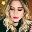 Niina Secrets sempre mostra suas makes para os seguidores do Instagram