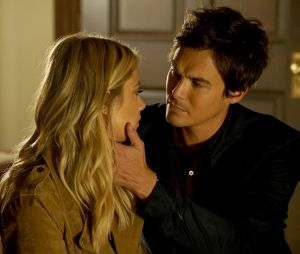 """Em """"Pretty Little Liars"""", Hanna (Ashley Benson) e Caleb (Tyler Blackburn) são um casal dos casais favoritos da série"""