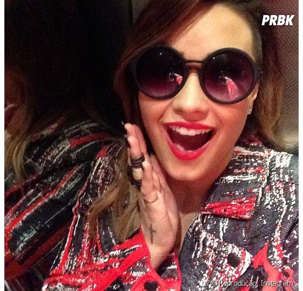 Demi Lovato é uma das cantoras que deve ser seguida no Instagram