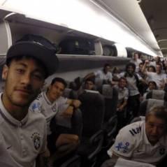 12 fotos da diversão de Neymar e companhia na concentração da Seleção