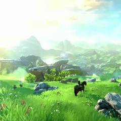 "Trailer de ""The Legend of Zelda"" mostra gráficos da nova aventura de Link"