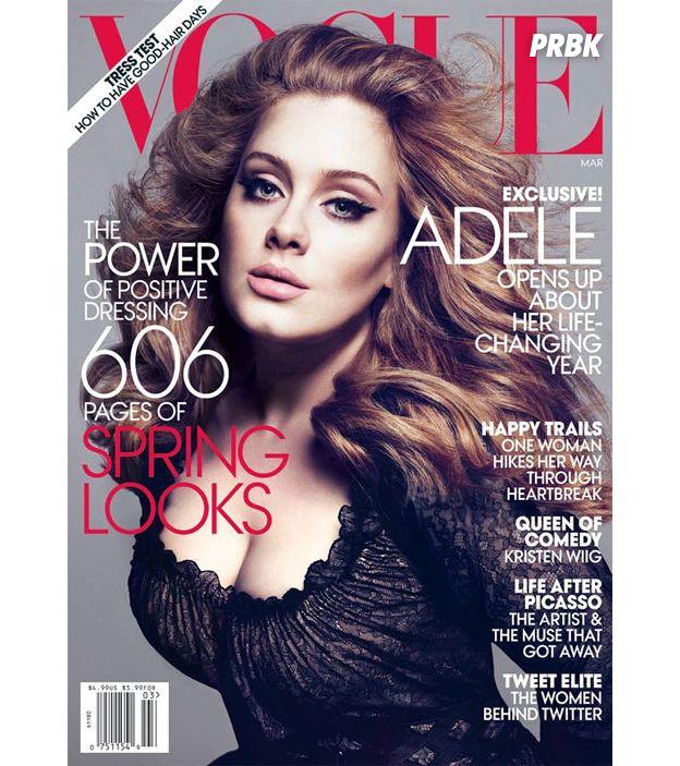 Adele na Vogue Magazine